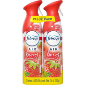 Febreze Air Berry and Bramble Twin Pack