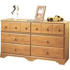 South Shore Little Treasures Double Dresser