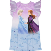 Disney Little Girls Frozen Dorm Gown