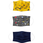 Carter's Boys 3 pk. Cloth Face Masks