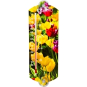 Penn E-Z Read 10 in. Flowers Thermometer