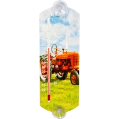 Penn E-Z Read 10 in. Red Tractor Thermometer