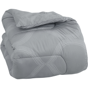 Ogee Bed in a Bag with Solid Reverse Comforter Queen