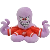 Bleacher Creatures NHL Detroit Red Wings Al The Octopus 10 in. Plush Figure
