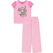 Disney Toddler Girls Disney Princess Shirt and Pants 2 pc. Set
