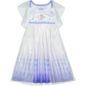 Disney Toddler Girls Frozen Fantasy Sleepwear Gown