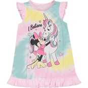 Disney Toddler Girls Minnie Mouse Dorm Pajamas