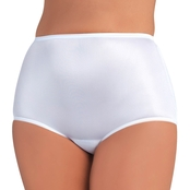 Vanity Fair Perfectly Yours Tailored Classic Nylon Briefs