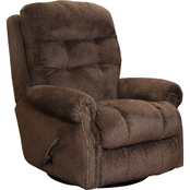 Catnapper Norwood Swivel Gilder Recliner