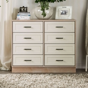 Furniture of America Roseburg 8 Drawer Chest