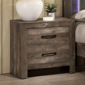 Furniture of America Larissa Nightstand