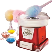 Nostalgia Electrics Retro Hard & Sugar-Free Candy Cotton Candy Maker