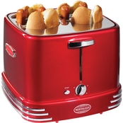 Nostalgia Electrics 4 Hot Dogs & Buns Pop-Up Toaster