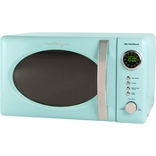 Nostalgia Electrics Retro 0.7 cu. ft. 700-Watt Countertop Microwave Oven