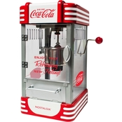 Nostalgia Electrics Coca-Cola 2.5 oz. Kettle Popcorn Maker