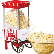 Nostalgia Electrics 12 Cup Hot Air Popcorn Maker