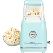 Nostalgia Electrics Classic Retro 12 Cup Hot Air Popcorn Maker