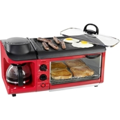 Nostalgia Electrics Retro 3-in-1 Family Size Breakfast Station