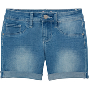 YMI Jeans Girls Roll Cuff Shorts