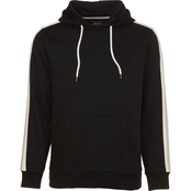 Alpha Beta Stripe Panel Hoodie