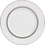 Wedgwood by Vera Wang Grosgrain 9 in. Accent Salad Plate