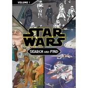 Star Wars Search and Find Vol. I