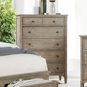 Furniture of America Anneke 5 Drawer Chest