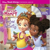 Fancy Nancy Read-Along Storybook and CD: Bonjour Butterfly