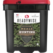 Wise Company ReadyWise Outdoor Meals Hunting Bucket 3.7 lb.