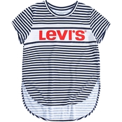 Levi's Girls High Low Tulip Hem Top