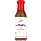 Yo Mama's Classic & Asian Dressing Combo Pack 8 Bottles, 13 oz. each