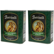 Botticelli Premium Extra Virgin Olive Oil 2L Tins, 2 pk.