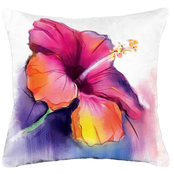 Chesapeake Merchandising Decorative Flower Accent Pillow