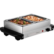 Ovente Electric Food Buffet Server and Warmer