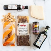 The Gourmet Market Virtual Trip To Italy Kit