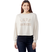 Coco+Jaimeson Juniors Love Happens Sweatshirt