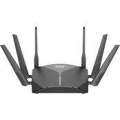 D-Link Smart AC3000 High Power WiFi Tri Band Gigabit Router