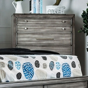 Furniture of America Daphne 5 Drawer Chest