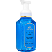 Bath & Body Works White Barn Color Sea Island Cotton Foaming Soap