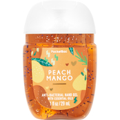 Bath & Body Works Tropical Waves: Pocketbac Peach Mango 1 oz.