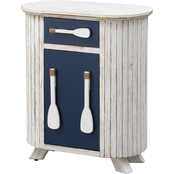 Coast to Coast Accents 1 Drawer, 1 Door Accent Cabinet