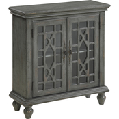 Coast to Coast Accents Joplin 2 Door Cabinet