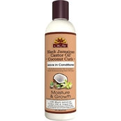 Okay Black Jamaican Castor Oil Leave In Conditioner 8 oz.
