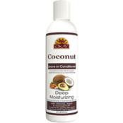 Okay Coconut Oil Leave In Conditioner