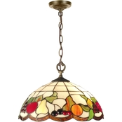 Dale Tiffany Fruit Pendant