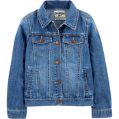 OshKosh B'gosh Little Girls Classic Denim Jacket