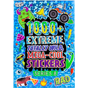 Fashion Angels Series 8 1000+ Mega Cool Stickers Book