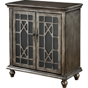 Coast to Coast Accents DeVille 2 Door Cabinet