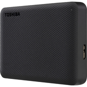 Toshiba Canvio Advance Portable External 4TB Hard Drive