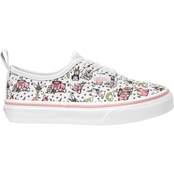 Vans Girls Authentic Puppicorns Elastic Lace Shoes